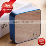 corporate gift picture or digital custom 5V/1A 1.5A double USB 8400mah portable mobile power bank