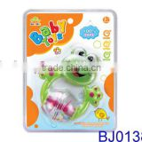 Wholesale baby toy funny new plastic baby rattles
