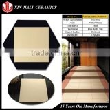 300*300mm VT0001 Beige Color Vitrified Tile                                                                         Quality Choice