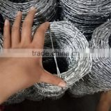HANQING MANUFACTYRE fence wire barbed wire price per roll(factory &trader) with best service