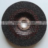 en12413 certified 4 . 5 inch x 6mm thickness grinding wheel , angle grinder saw blade for metal