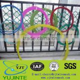 China factory supply high quality PVC coated wire/PVC coated or galvanized rod iron wire supplier(Top sales)