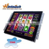 Wintouch 19inch CGA video game touch monitor for pot o gold