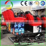 virtual reality trailer moving 5d 7d cinema theater movie/high quality 5d cinema/7d