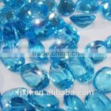 6*8mm oval natural gem topaz price