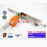 VW,Seat,Skoda HU66 (V2) 2 In 1 lock pick and decoder combination tool,locksmith,lock pick