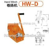 heavy duty hand winch for lifting