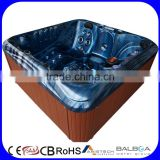 Hot Sale High Quality And Low Price Balboa System Acrylic Outdoor SPA Hot Tub