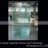 round glass acrylic aquarium tank