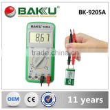 INquiry about BAKU BK-9205A Mobile Phone Repair low price digital multimeter Prevent to burn all digital multimeter