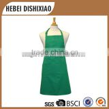 Wholesale Cotton,Polyester Cotton Material and Bib Type Cotton Apron Cooking Kitchen Aprons