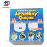 2015 New Arrival Fashion Ultrasonic Energy Jewellry Cleaner