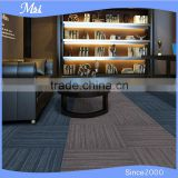 8mm Pile Weight Wool Wilton Loom Carpet For Commercial Hotel