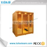 New design infrared sauna blanket with infrared sauna heaters