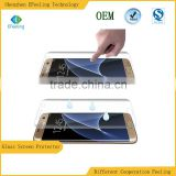 HD Clear 0.3mm Full body Oleophobic Coating Screen Protector Glass For Sumsung Galaxy S7 Edge