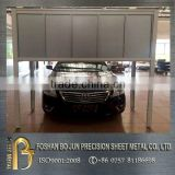China supplier manufacture garage cabinet custom storage box over car bonnet