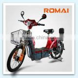 ROMAI two seat electric bike with CE