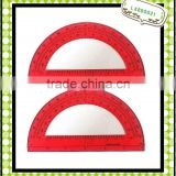 180 Degree Protractor , stationery protractor , PLASTIC PROTRACTOR