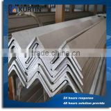 standard q235 equivalent grade angle steel with CE certificate