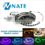 best products for import 12 volt led lights multi color 5Meter strip led decorative lighting