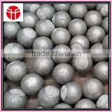 Huafu production wear-resisting Deformation cracks of high quality 150mm low chrome casting ball for power plants