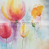 SH064 High Quality Paintings Home Goods Decoration Handmade flowers Canvas Art Wall Oil Painting