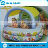 eco-friendly pvc inflatable pool dome tent, inflatable swimming pool dome tents, swimming pool cover tent for sale
