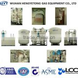 High Efficient PSA nitrogen generator plant on Site