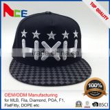 Fashion Snapback Colorful Geometric Baseball Cap Men & Women 5 Panel Snapback Hat And Cap