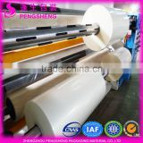 transparent bopp plain film, bopp pre-coated film, 30mic bopp velvet film