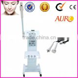 2 in 1 Mitil-functional Ultrasonic beauty equipment with facial steamer parts Au-909C