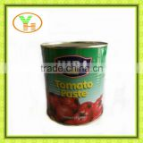 Hot Sell Canned tomato paste, italian tomato paste