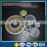 Most Popular Stainless Steel Sintering Metal Filter Discs Filter Sheet