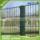 Double Secure Welded Wire Fence/ Secure Double Wire Fence /Pvc Coated Twin Wire Mesh Fence