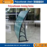 Polycarbonate Awning for sunshade, Awning for window/door