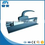 Casement removable aluminium window lock handle