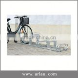 Arlau Bicycle Display Rack - Bike Stand - Bike Rack,Galvanized Cycle Rack,Support Bikes Stand Rack