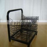 C8562 steel wire 10 shelves art drying rack