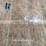 For mountain slope greening coir fiber mat Coir Products Coconut blanket