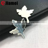 pvc rubber 3d embrossed logo patch for Bag, garment, shoes, silicone label