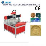 hot sale cnc routers for wood furniture XJ6090 cnc router mini 3d cnc wood engraving advertising router machine