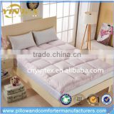 "Queen size 60""*80"" 100% cotton 233TC fabric china factory mattress pad"