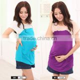 comfortable fashion design nursing vest