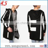 Latest fashion design wool man cashmere wool shrug long line sweater christmas sweaters winter