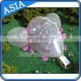 Beautiful Inflatable Wedding Bubble Lodge with 2 tunnels
