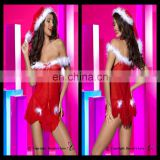 Sexy christmas costume 2015 New design cheap women sexy christmas costume