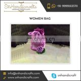 CE Certified Company Women's Bag Available with Premium Finishing at Reasonable Rate