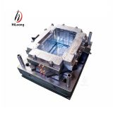 2738 steel plastic crate mould quality mold manufacturer