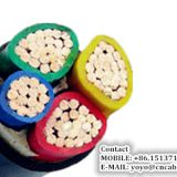 0.6/1kV PVC Insulated Overhead Cable