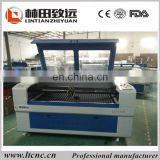 Cutting laser machine 1600*1000mm co2 laser engraver discount price baseball bat laser engraving machine